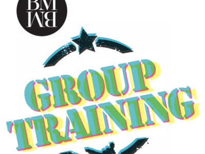 group training sessions