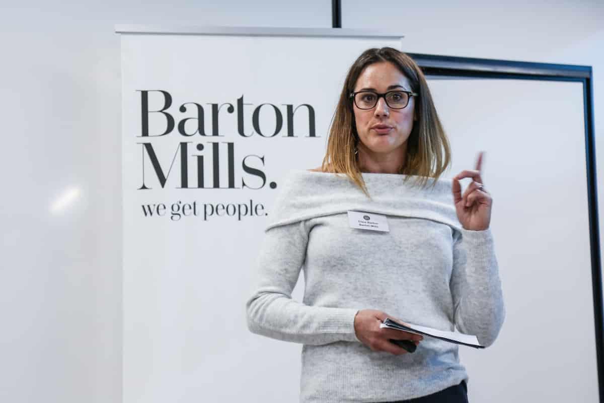 Barton Mills Cristiana Fiorini